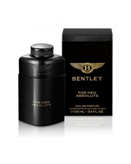 Bentley absolute EDP 100ml For Men