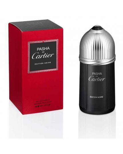 Cartier Pasha edition noir Eau de Toilette Perfume for Men - 100ml