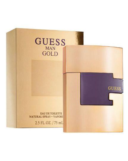 Guess Gold Man Eau De Toilette 75ml