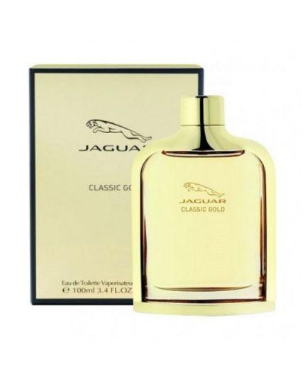 Jaguar Classic Gold for Men 100 mL Eau De Toilette