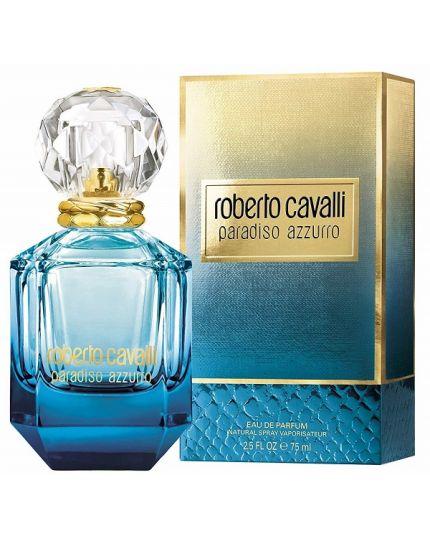 Roberto Cavalli Paradiso Azzurro EDP Perfume For Women - 75ml