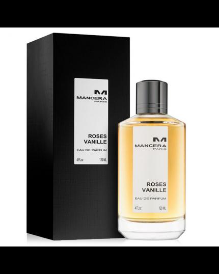roses vanille by Mancera unisex Eau de Parfum , 120 ML