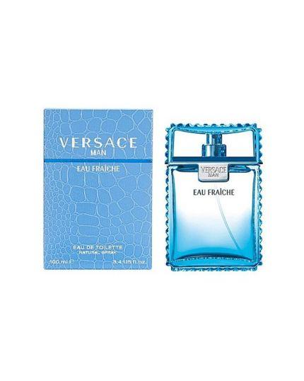Versace Man Eau Fraiche for men Eau De Toilette , 100 ml
