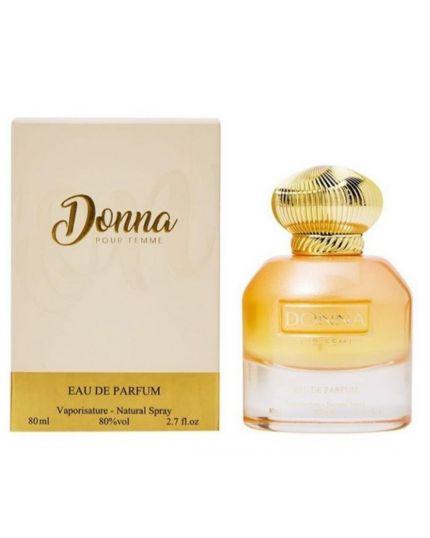 Donna perfume eau de parfume 80 ml for women